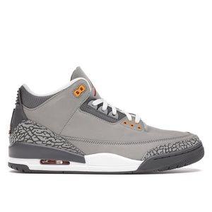 "Air Jordan 3 Retro "" Cool Grey """